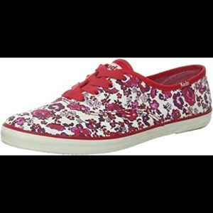 Keds Champion Floral Sneakers